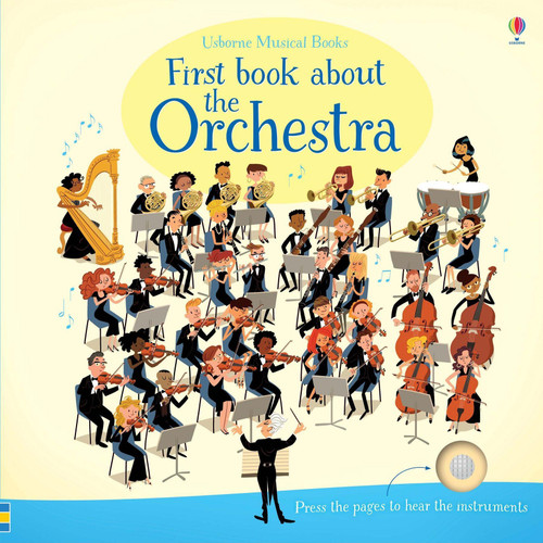 First Book About the Orchestra - Usborne