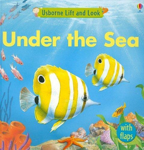Lift and Look, Under the Sea - Usborne