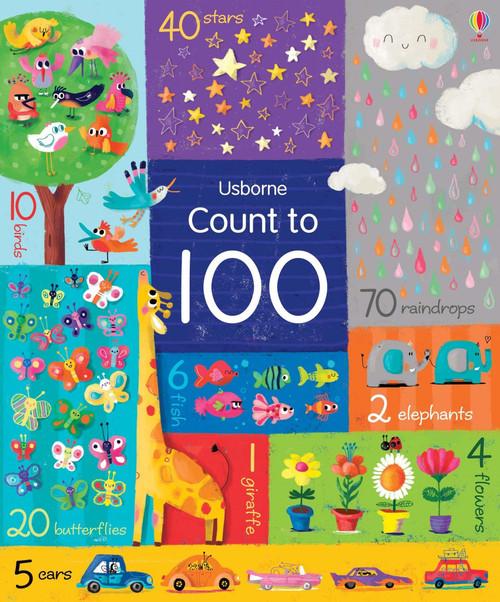 Count to 100 - Usborne
