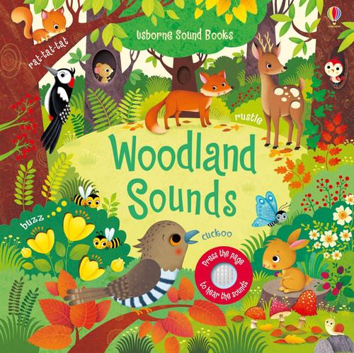 Woodland Sounds - Usborne
