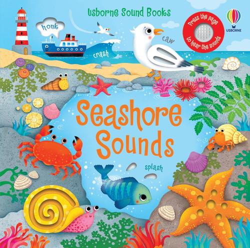 Seashore Sounds - Usborne