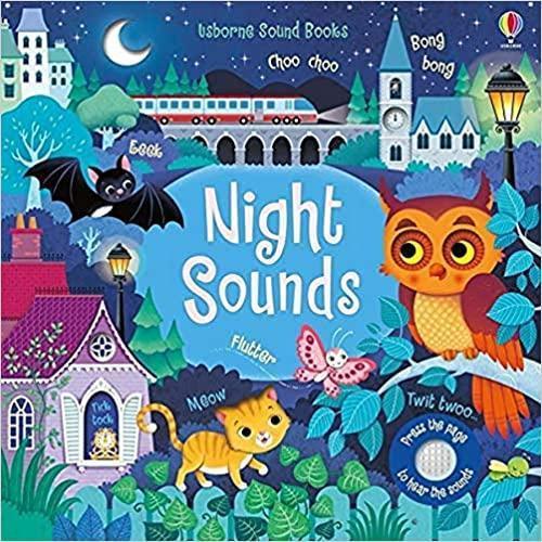 Night Sounds - Usborne