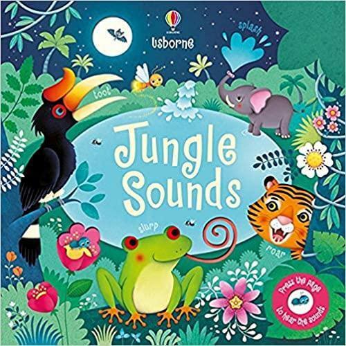 Jungle Sounds - Usborne
