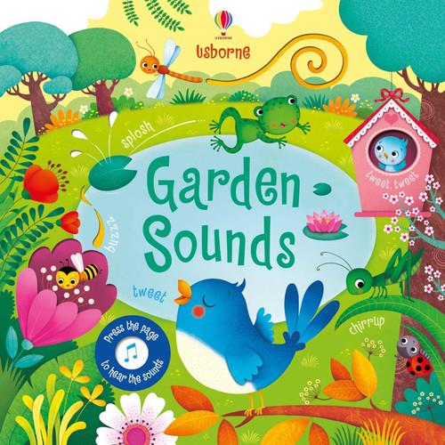Garden Sounds - Usborne
