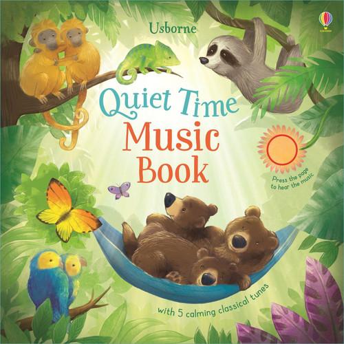 Quiet Time Music Book - Usborne