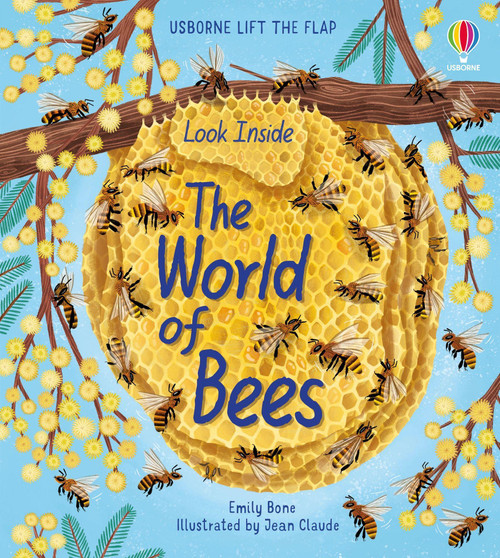 Look Inside the World of Bees - Usborne