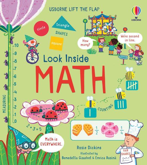 Look Inside Math - Usborne