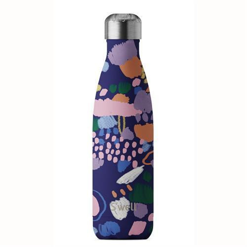 Stainless Steel Water Bottle - Paper Posy (17 oz.)