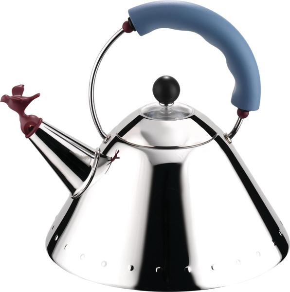 Alessi | Kettle with Bird Whistle