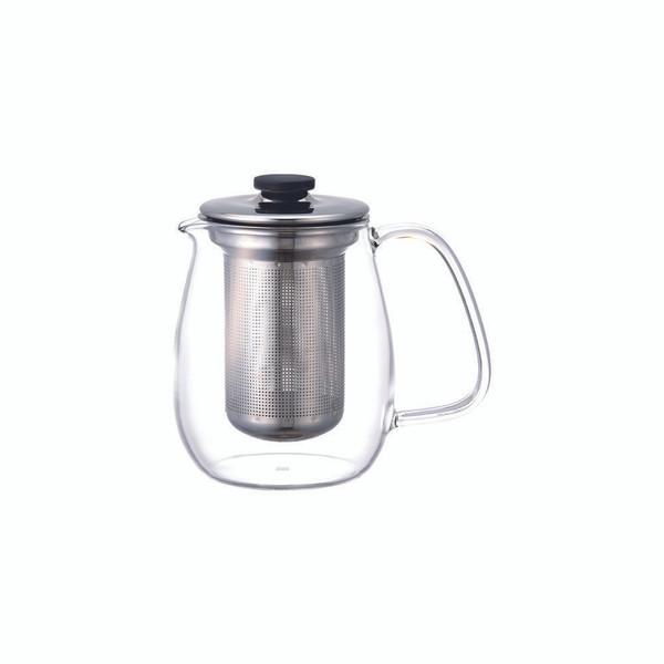 KINTO UNITEA Teapot - Stainless Steel - 24 oz