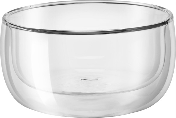 Zwilling Double Wall Glass Bowls (9.4oz) - Set of 2 - Sorrento