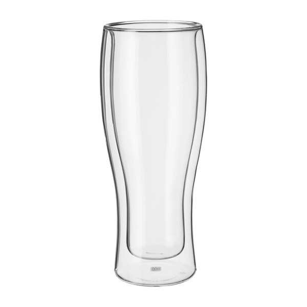 Zwilling Double Wall Beer Glasses (14oz) - Set of 2 - Sorrento Bar