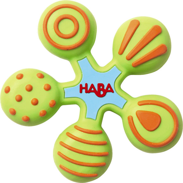 Haba Clutching Toy, Star