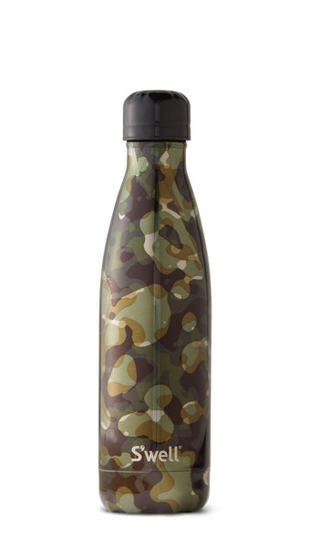 S'well Stainless Steel Water Bottle - Incognito (17 oz)