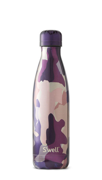 S'well Stainless Steel Water Bottle - Sub Rosa (17 oz)