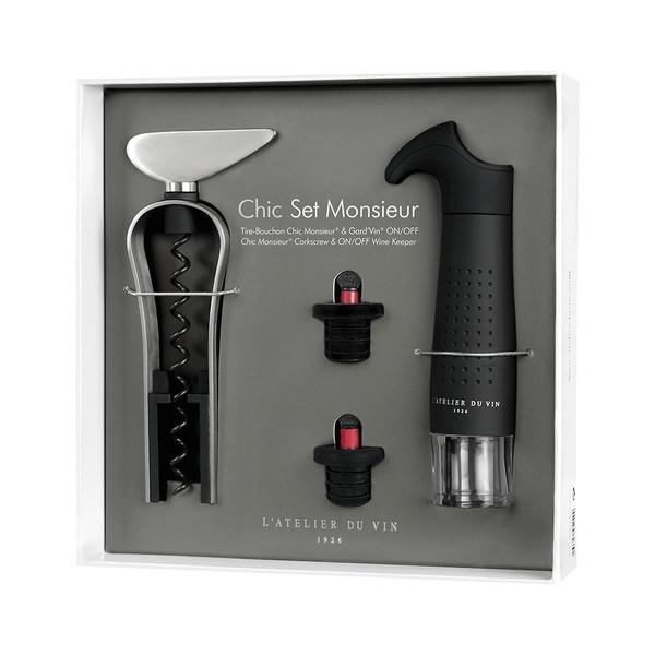 Chic Set Monsieur Gift Set