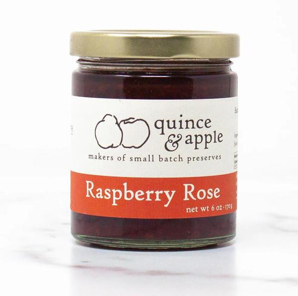 Raspberry Rose Preserves
