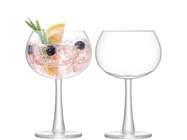 Gin Balloon Glasses, Set of 2 - 14.2oz