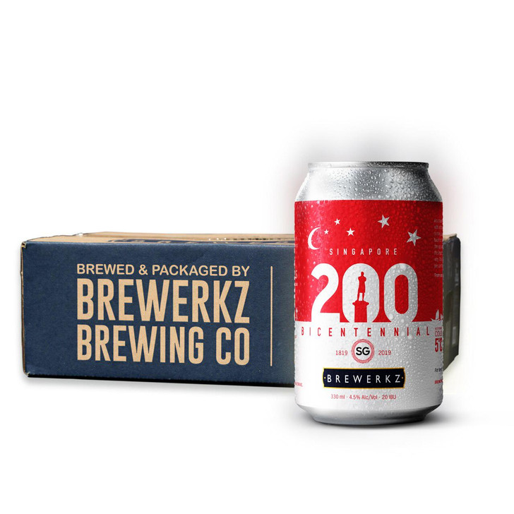 The Bicentennial Ale - 24 x 330ml