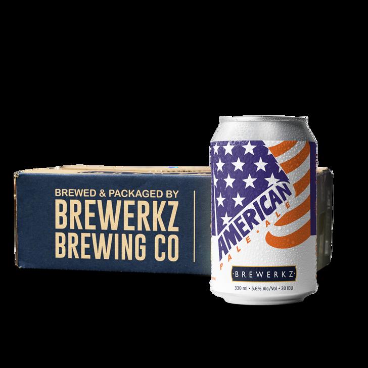American Pale Ale - 24 x 330ml