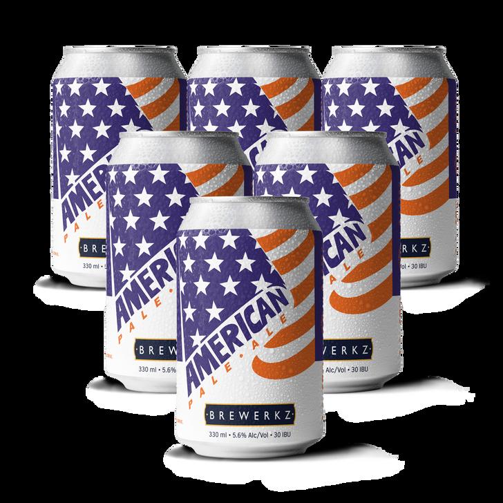 American Pale Ale - 6 x 330ml