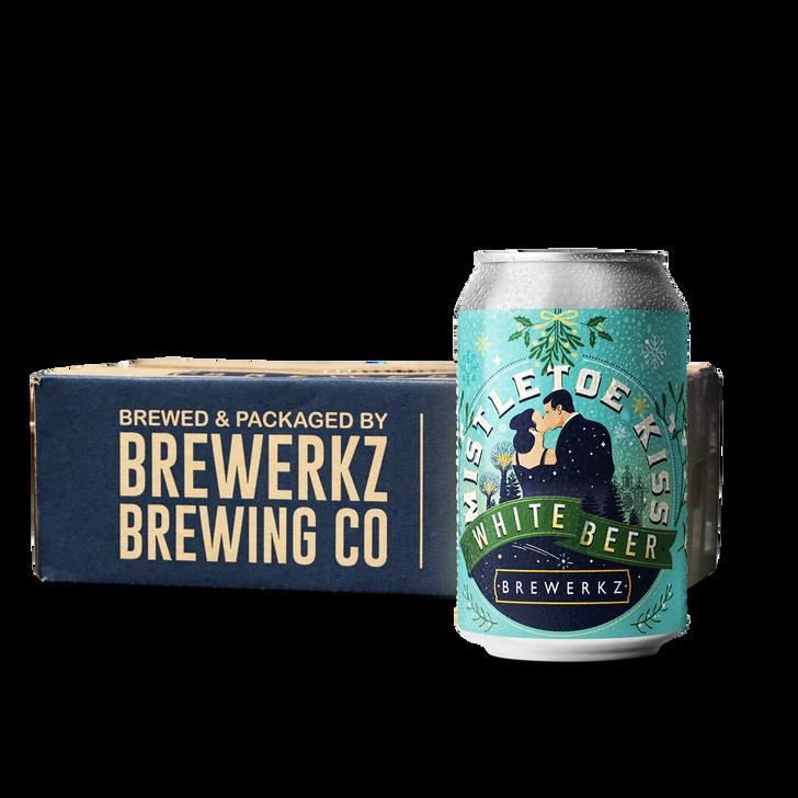 Mistletoe Kiss White Beer - 24 x 330ml