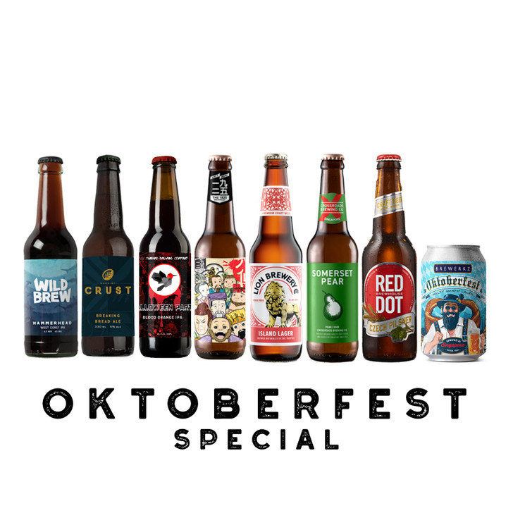 #SGCraftTogether Oktoberfest Edition - 8 pack