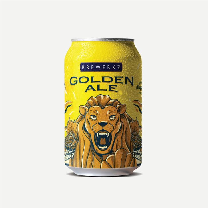 Golden Ale - 6 x 330ml