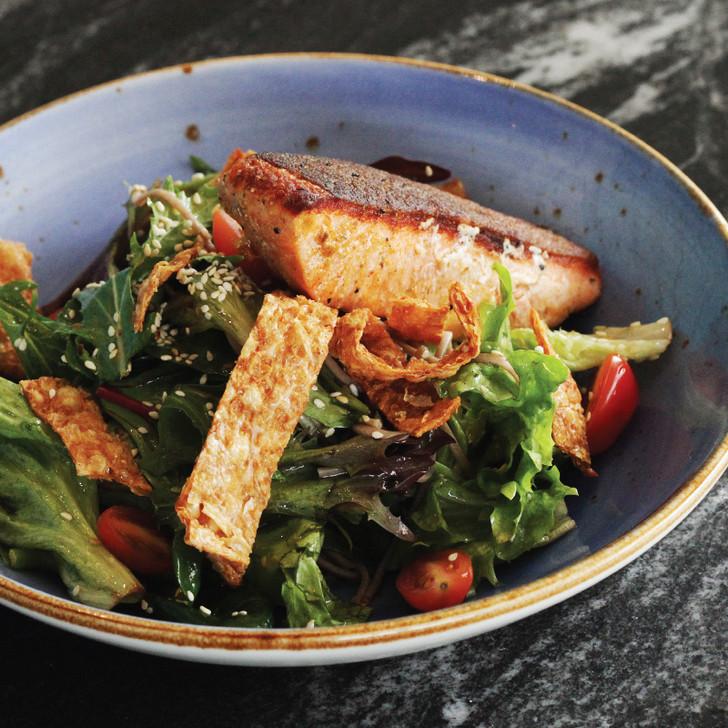 Fjord Trout Soba Noodle Salad