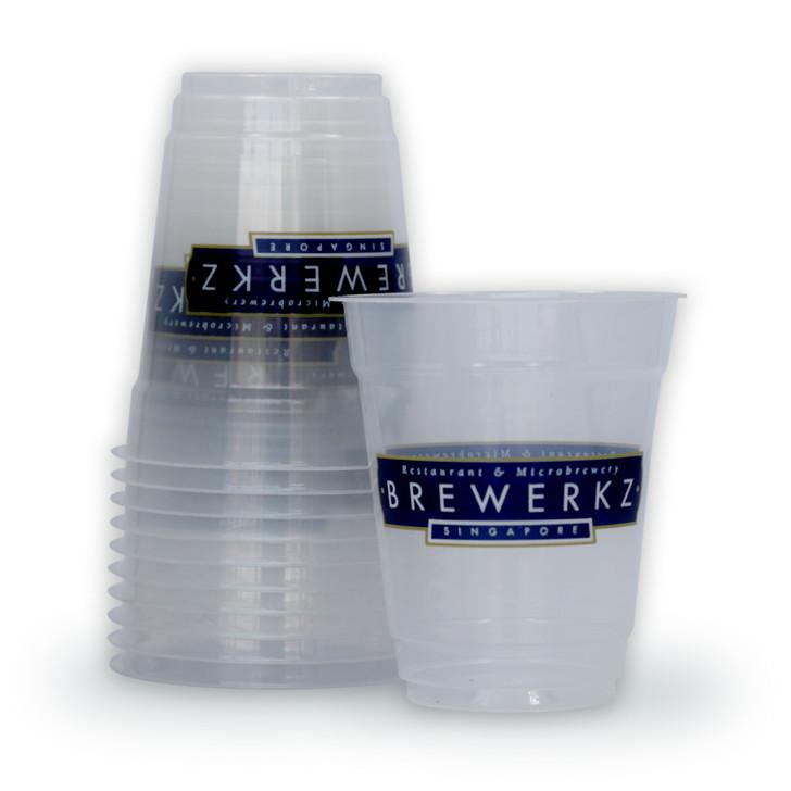Brewerkz Plastic Cups (50 pcs)
