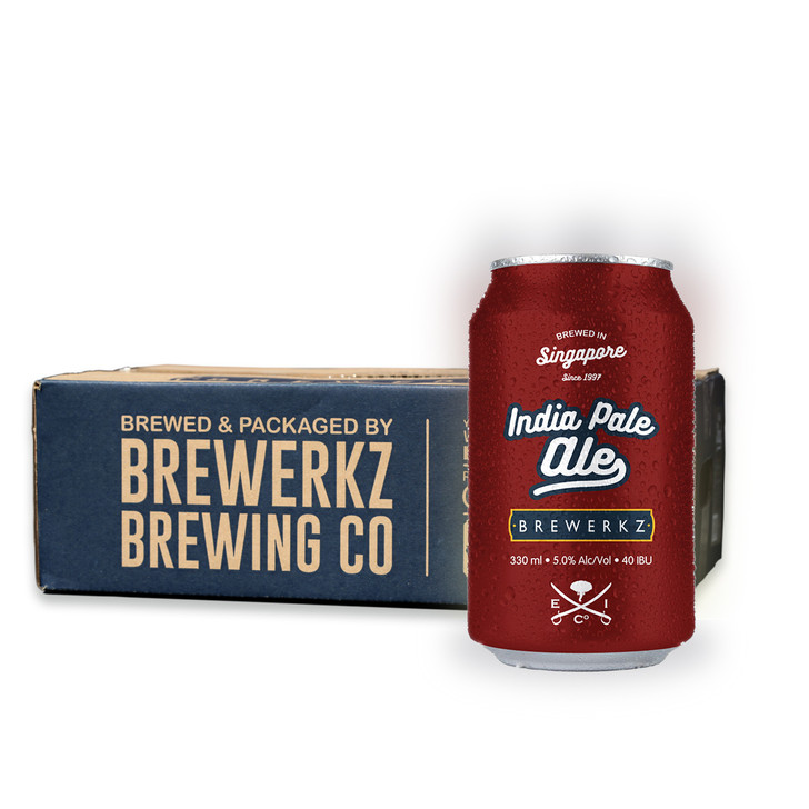 [20% OFF] India Pale Ale - 24 x 330ml