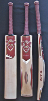 CRICKET BAT CHAMP CLASSY PROFESSIONAL (Grade 2 English Willow) WITH FREE OFFERS