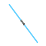 Double Light Sabre - Blue