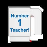 Number 1 Teacher Mug