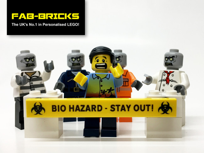 Custom Lego Minifigs - FabBricks
