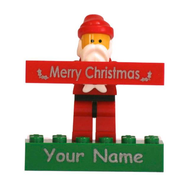 Santa Minifig