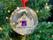 1 Minifig in a Medium Bauble with Personalised Brick