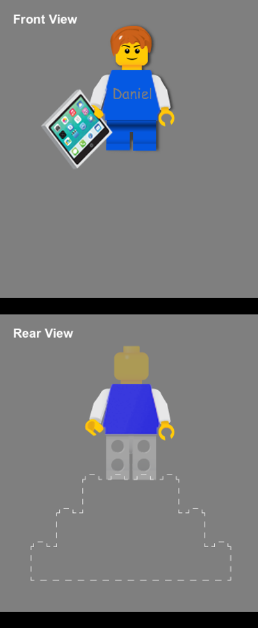 Custom Minfig 1541890490