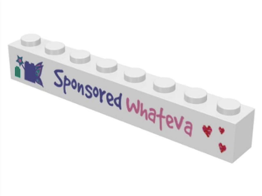 Fairy Bricks Sponsored Whateva