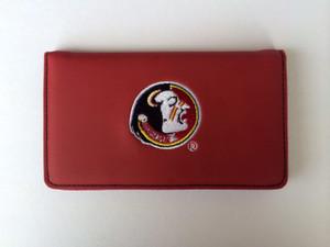 Florida State Seminoles Checkbook Cover www.tinytulip.com