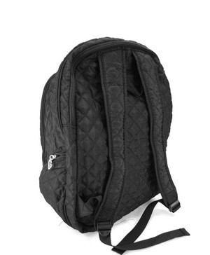 Monogrammed Quilted Backpacks