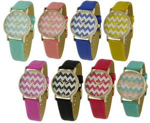 Chevron Watch Free Shipping  www.tinytulip.com