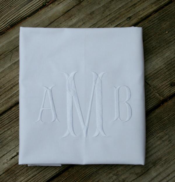 White Fishtail Font