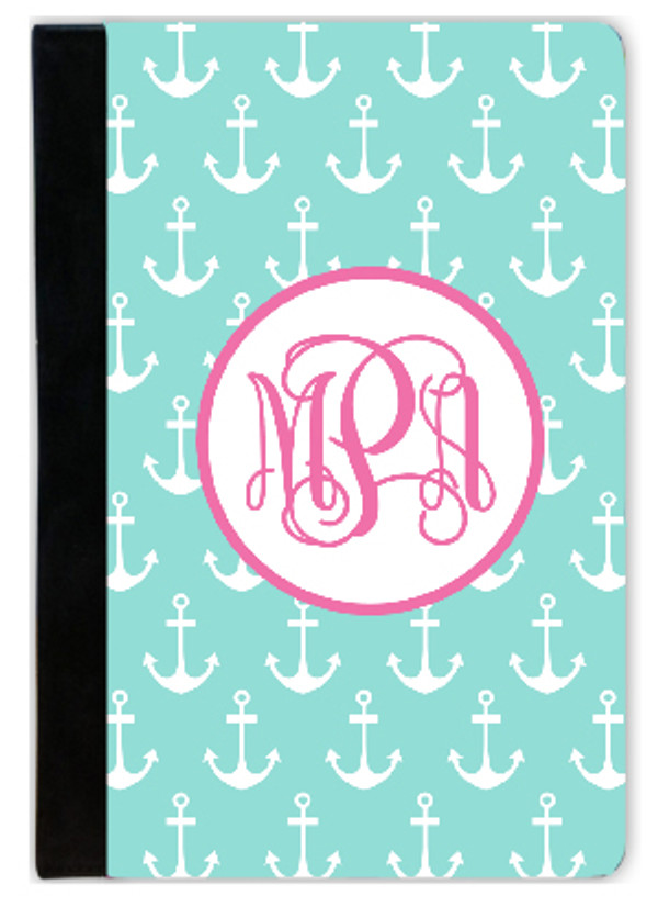 Monogrammed iPad Mini Case www.tinytulip.com