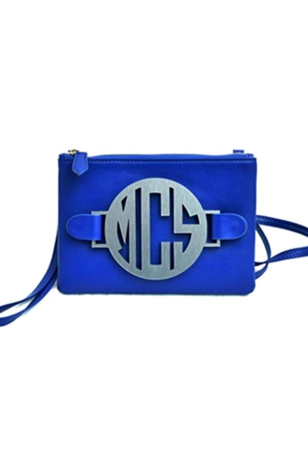 Monogrammed Izzy Bag