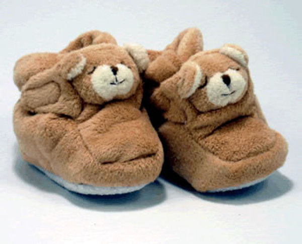 Cashmere-Soft - Teddy Bear Booties