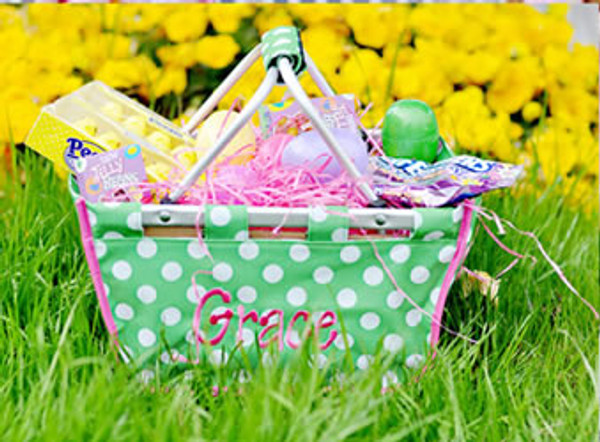 Mini Market Tote Basket