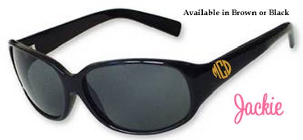 Monogrammed Engraved Sunglasses