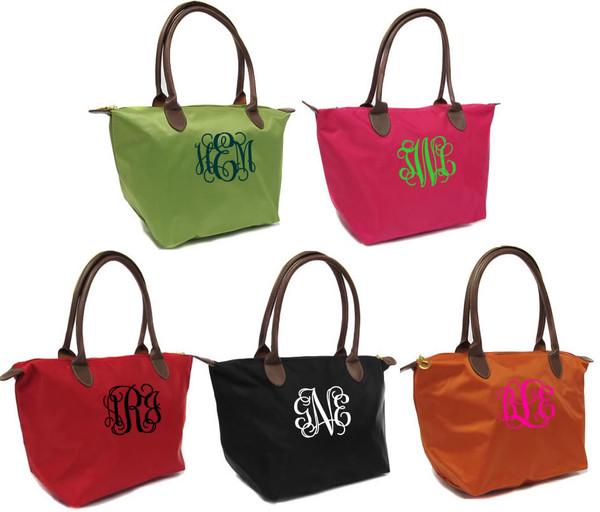 Longchamp Style Purse  www.tinytulip.com