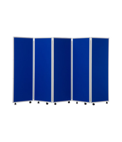 Mobile Concertina Folding Office Screens Nyloop